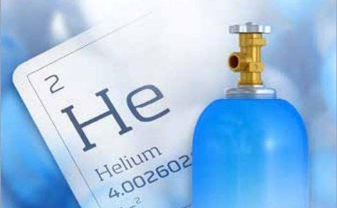 کاربرد گاز هلیوم