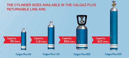 گاز کالیبراسیون Calgaz