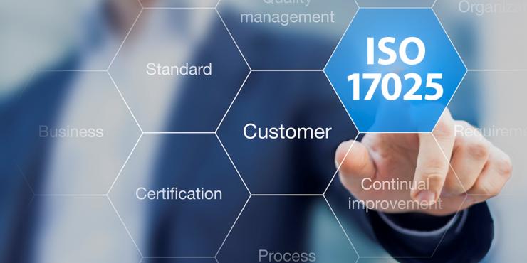 استاندارد ISO 17025