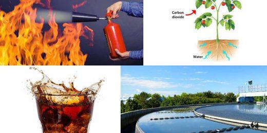گاز دی اکسید کربن