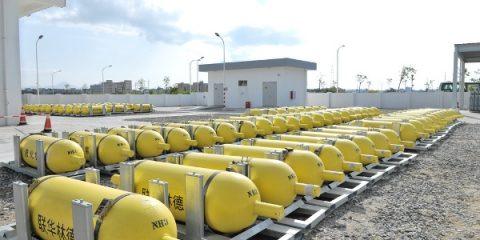 گاز آمونیاک