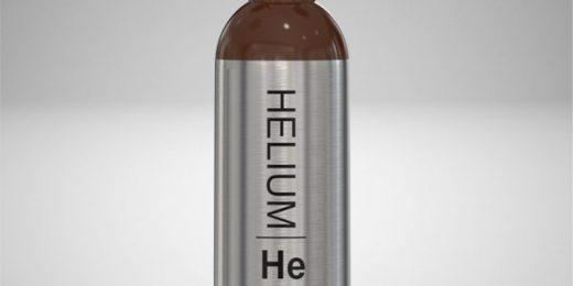 گاز هلیوم